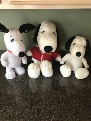 ~ Peanuts ~Snoopy Plush ~ 3
