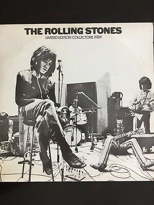 The Rolling Stones Limited Edition Collectors Item LP RS-3006 M-