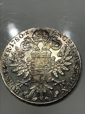 Alter Maria Theresia Taler / Silber / 4.Auktion
