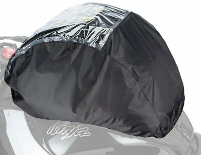 Cortech Replacement Rain Cover For Super 2.0 18 Liter Sloped Tank Bag Black