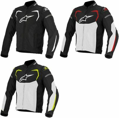 Alpinestars Mens T-GP Pro Air Armored Textile Jacket