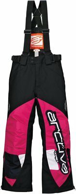 Arctiva Youth Girls Comp Insulated Bib Snowmobile Pants