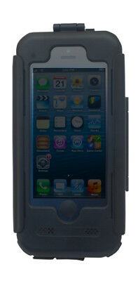 Phoneshield iPhone 5/5S/5C Case and Handlebar Mount LS Black Universal PS-IP5