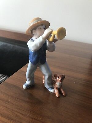 Bing and Grondahl figurine Carl 2010