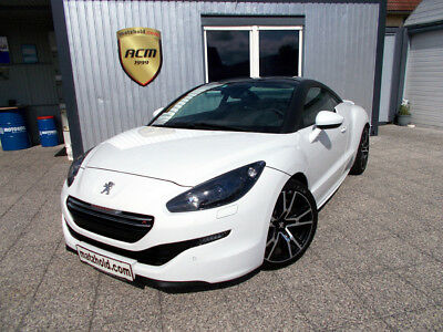 PEUGEOT RCZ R Sport 2014er 29 TKM 271 PS NAVI|SCHALENSITZE LEDER|19er|LED|TOP