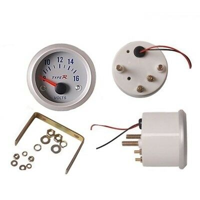 Manometer, voltmeter 52mm