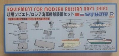1/700 PitRoad Equipment for Modern Russian Navy Ships (E-8)