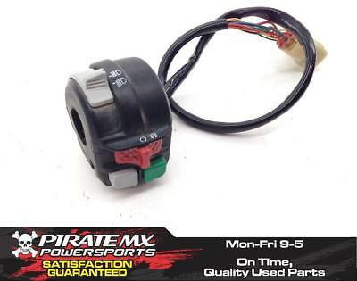 Outlander 1000 XT Start Stop Run Headlight Switch from 2012 Can Am #18