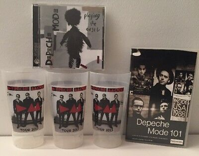 Lot Depeche Mode