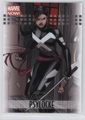 2013 Upper Deck Marvel Now! #77 Psylocke Non-Sports Card 0p3