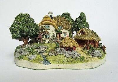 Granny's Cottage by Jane Hart - The Country Village Collection - Danbury Mint.