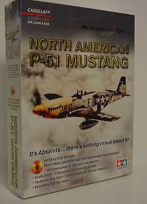 Job Lot 45 x North American P-51 Mustang Interactive CD-ROM Sealed (0316-015)
