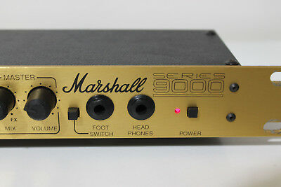 Marshall MGP 9004 Preamp Vintage 90's Made in England 9000 Series