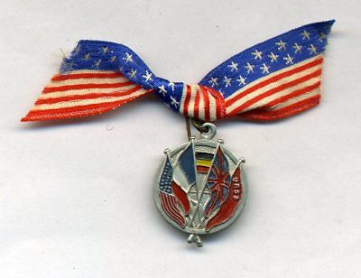 Medaille Liberation. Les Allies. 1944-1945