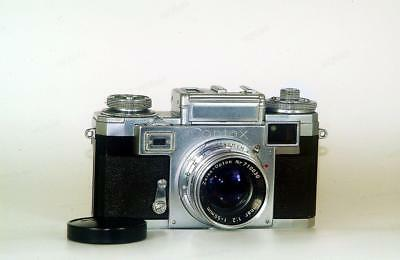 ZEISS IKON  CONTAX IIIA in Exceptional Physical and ready to use Condition