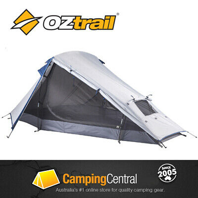 OZTRAIL NOMAD 2 PERSON TENT Compact Hiking Lightweight Tent 2.2kg