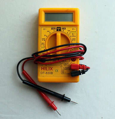 Hilix DT-830B Digital Multimeter Messgerät