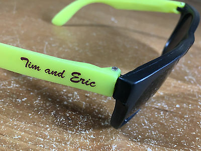 Tim and Eric Awesome Show Great Job! Awesomecom '08 Sunglasses [adult swim] rare