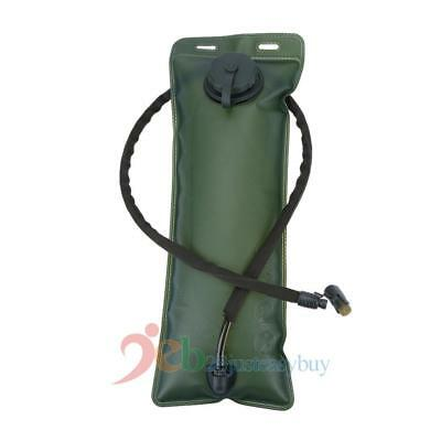 3L Bladder TPU Water Bag Hydration Backpack System Camelbak Pack Camping Hiking