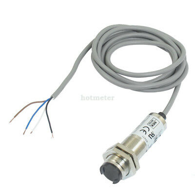 CDD-40N 40mm 3.9Ft Detection Distance DC 4 Wires Photoelectric Switch DC 12-24V