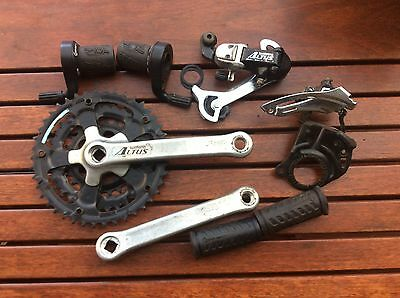 Shimano Groupset Altus CT-92 MTB Hybrid Bike 3x7 21 Speed