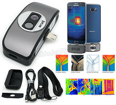 Flir One for Android Thermal Imager Camera 2nd Gen 160x120 sensor as 3rd Gen PRO