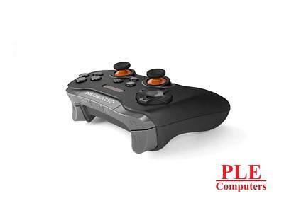 Steelseries Black Stratus XL Wireless Gamepad For Windows & Android [69050]
