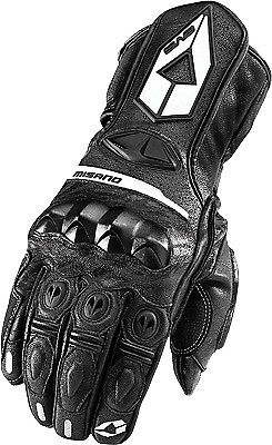 EVS Misano Sport Leather Motorcycle Gloves