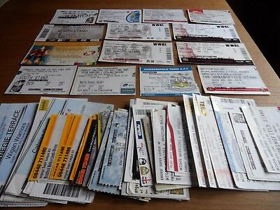60+ Assorted RUGBY League Tickets inc. World Cup Final Internationals Wigan