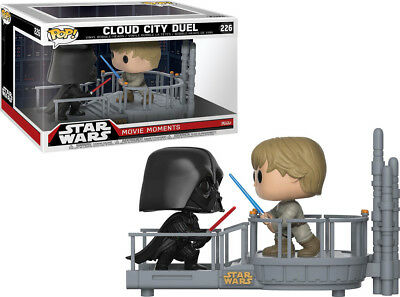 Funko POP! Star Wars POP! Movie Moments #226 Cloud City Duel - Expected November