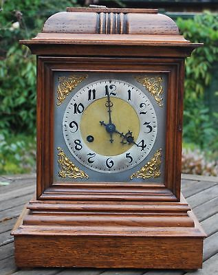 Bracket Clock unknown Maker
