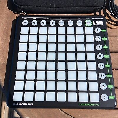 Novation Launchpad Ableton Live Controller with Sleeve, in perfect condition