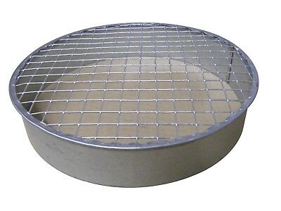 Exhaust Connection with Wire Mesh 400 mm
