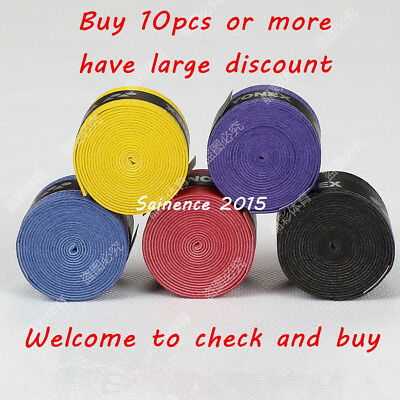 Good Absorber Sweat Stretchy Tennis Squash Racquet Band Grip Tape Overgrip lots