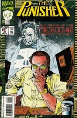 Punisher: Origin of Micro-Chip (1993 Ltd) #   1 FN- (Fine Minus-) AMERICAN