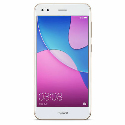Huawei Y6 Pro 2017 Gold Smartphone 5 Zoll mit Android 7.0