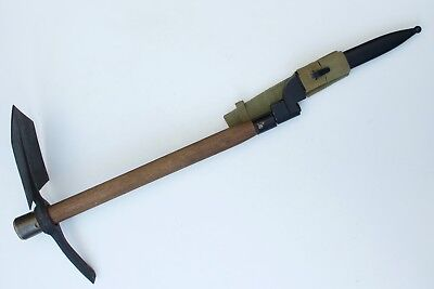 Wwii British Entrenching Tool Dated 1944