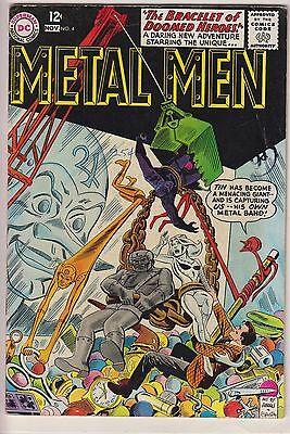 Metal Men 4 - 4th appearance in their own title - November 1963