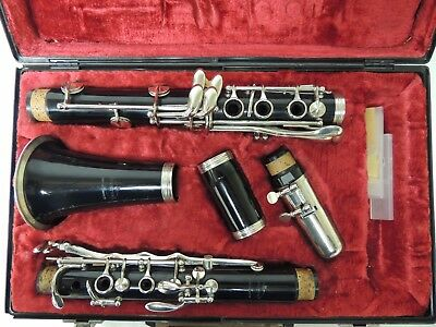 Buffet Crampon Evette Clarinet Thames Hospice 107R1