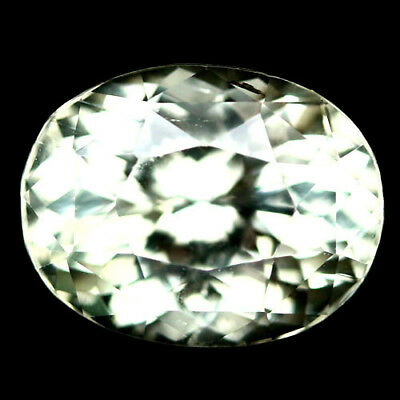 13.37 Ct Natural! Yellow Afghanistan Kunzite Oval
