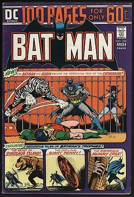 BATMAN #256 NEW CATWOMAN STORY (70s COSTUME) PLUS CLASSIC STORIES - GREAT VALUE