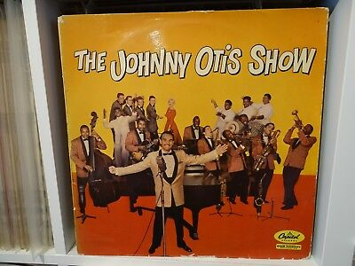The JOHNNY OTIS SHOW,, Original 1958 CAPITOL label LP.