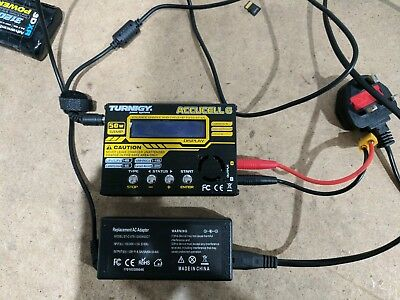 Turnigy accucel 6 with power supply