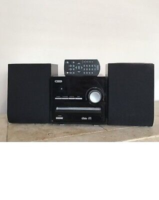 Acoustic Solutions CMC12CD Mini Hi-Fi Stereo CD Radio System