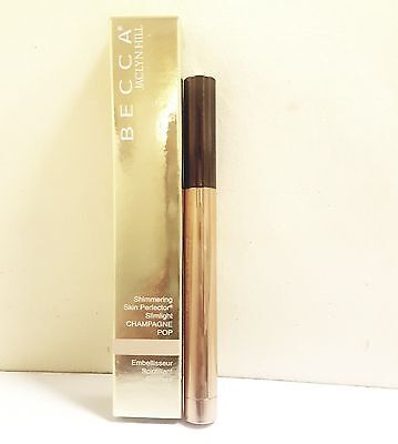 Becca Shimmering Skin Perfector Slimlight 1.68g #Champagne Pop. NEW & Boxed