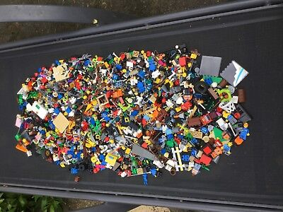 Lego Huge  joblot of minifigures spares and accessories