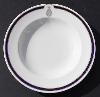 Royal Yacht Hmy Ophir Duke & Duchess Of York Worcester State Service Bowl