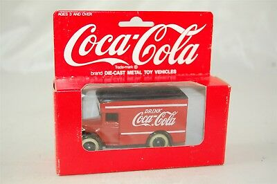 Hartoy Lledo Drink Coca Cola Coke Delivery Truck Red Days Gone DG16 New in Box