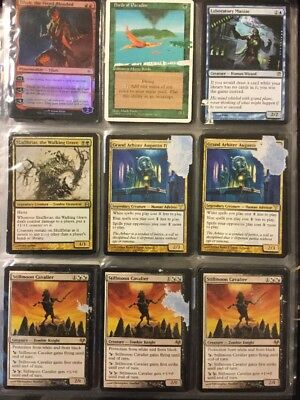108 Card Collection ALL DAMAGED Magic The Gathering MTG