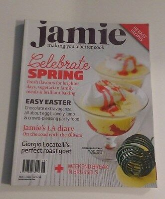 Jamie magazine Issue 18 April / May 2011